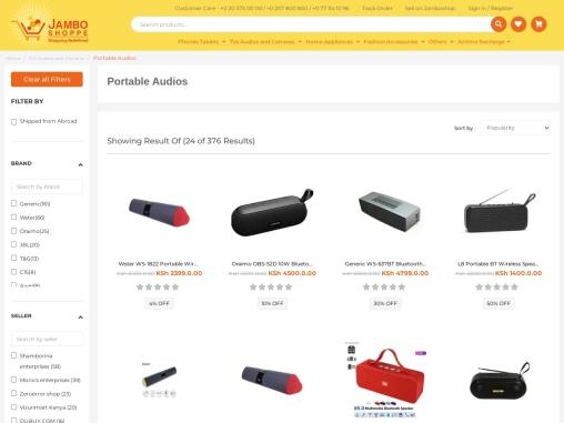 Buy Wireless Bluetooth Earphones and Wireless Headphones Online in Kenya.
