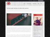 The Best Audio Interface for/ JBZ Beats