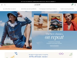 J.Crew screenshot