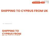Shipping to Cyprus from UK   Jeavons Eurotir