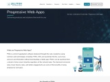 Progressive Web App (PWA) Development Company   Jellyfish Technologies