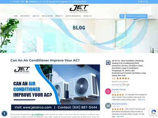 Can An Air Conditioner Improve Your AC?