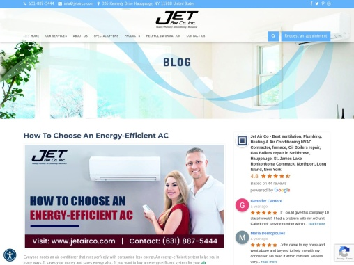 How To Choose An Energy-Efficient AC