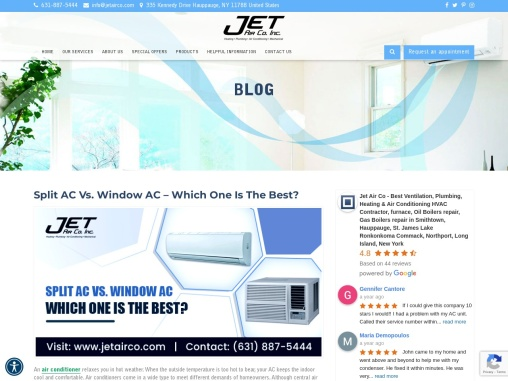 Split AC Vs. Window AC – Which One Is The Best?