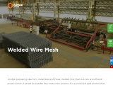 Welded Wire Mesh – Jindal Panther