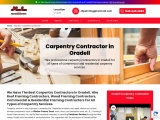 Carpentry Contractor in Oradell
