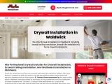 Drywall Installation in Waldwick