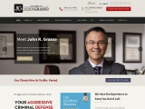 Law Office of John R. Grasso, Rhode Island Criminal and DUI Lawyer