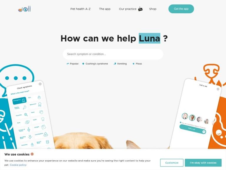 Joii Pet Care Discount Codes screenshot