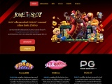 JoneSlot สล็อตออนไลน์ PGSlot SlotXO ฝากถอนออโต้ เครดิตฟรี