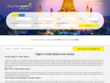 Cheap Flights to addis-ababa & Bespoke Flight Deals from London