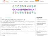 Game Development: All About the Storyline – Blog   Juego Studio