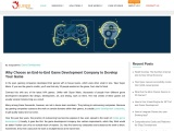 Why Choose an End to End Game Development Company to Develop Your Game