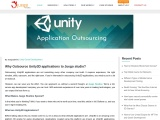 Why Outsource Unity3D applications to Juego studio?