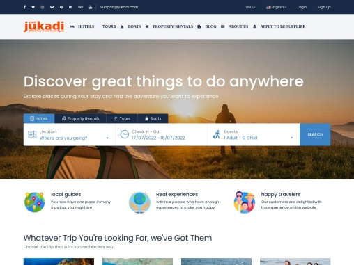 Do you know what jukadi.com is? I will tell you about this wonderful website