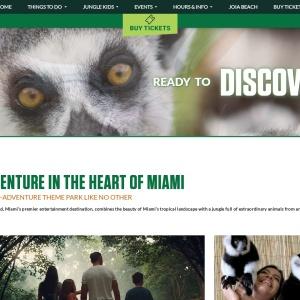 Miami's Premier Event Destination - Jungle Island