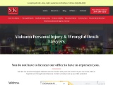 Alabama Personal Injury Lawyer | Strickland & Kendall