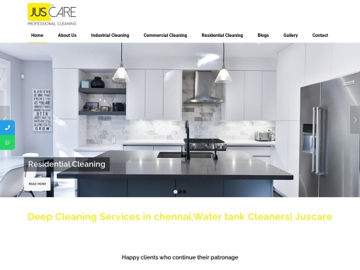 Ac Duct Cleaning Services in Chennai | Deep Cleaning |Juscare