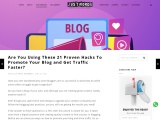 How to Promote Your Blog: 21 NEW Strategies