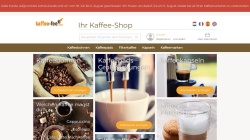 www.kaffee-fee.com Vorschau, Kaffee-Fee