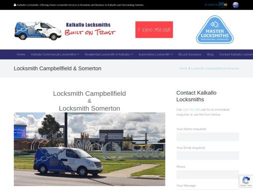 Locksmith Somerton | Mobile Locksmith | Cheap Locksmith Campbellfield