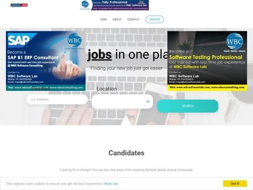 Karaikudi Jobs : The new Karaikudi Jobs site for Software, Marketing, Sales and all kind of jobs, Ka