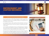 Customs Enforcement of Intellectual Property Rights (IPR)