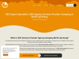 seo expert specialist seo services provider agency company germany