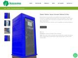 Kazema  – Sewer Connect Toilet Hire