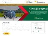 KC Agro: Thresher Machine Manufacturers in Rajasthan