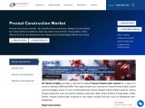 North America Region to Witness Significant Growth in Precast Construction Market; Market Players! K