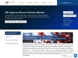 Off-highway Electric Vehicles Market Insights, Trends, Opportunity & Forecast KDMI