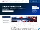 Comprehensive Study Report on Power Distribution Module Market 2020 | Forecast To 2025 – KDMI