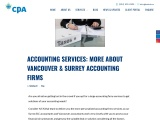 Accounting Firms Vancouver Canada