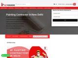 The Best Painting Contractors in Delhi NCR | Keyvendors