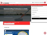 The Best Waterproofing Contractors In Delhi | Keyvendors