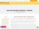 Ayurveda  Infertility  Treatment Memphis