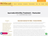 Ayurveda Infertility Treatment in pawtucket