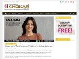 Anaemia – The Common Problem In Indian Women