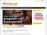 Can you get pregnant with Azoospermia?
