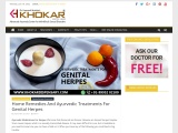 Home Remedies And Ayurvedic Treatments For Genital Herpes