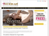 Lack of Ovulation and Ayurvedic Treatment