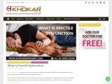 What is Erectile Dysfunction – Khokar