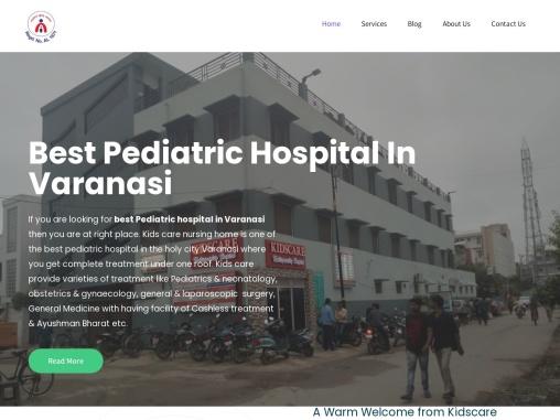 one of the best hospital in Varanasi