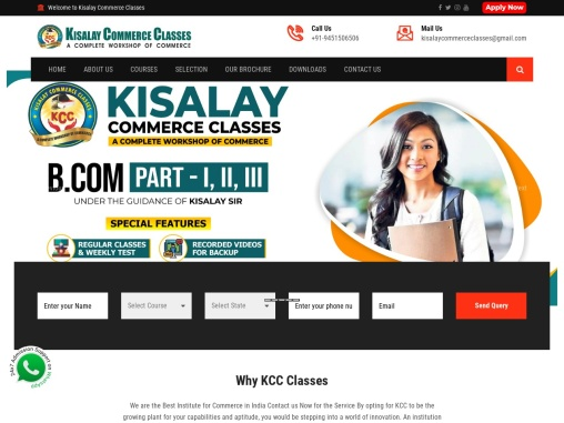 Best Online Commerce Classes in Allahabad