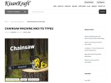 Chainsaw | Agriculture Tools