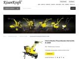 Power weeder manufacturer in India – KisanKraft