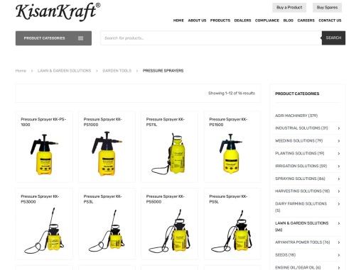 pressure sprayer| Agriculture equipment