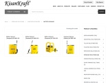 Battery sprayer manufacturer and supplier in India