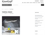 Thermal fogger  for sale in India